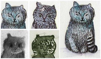 Les chat de Ojni